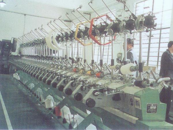 纺织络筒机